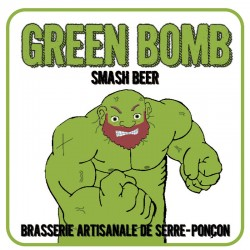 Green bomb 33cl